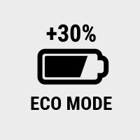 Icon eco mode
