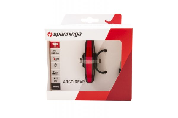 Arco Rear rearlight package front