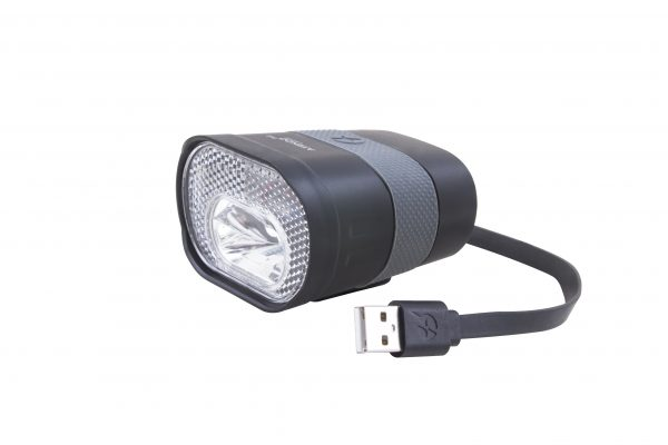 Axendo 40 Usb headlamp with Usb cable