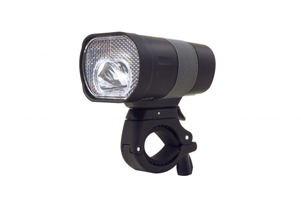 Axendo 40 Usb headlamp with handlebar bracket