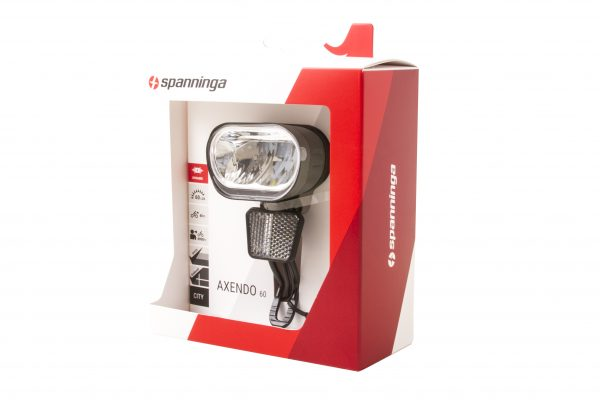 Axendo 60 XDOc headlamp package side