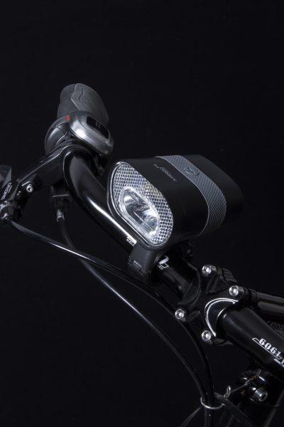 Axendo 40 Usb headlamp on handlebar with Br 26 bracket