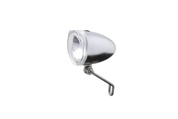 Trendo Xb chrome headlamp with Br 40 fork bracket