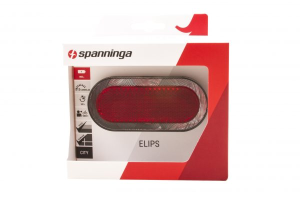 Elips XB rearlight package front