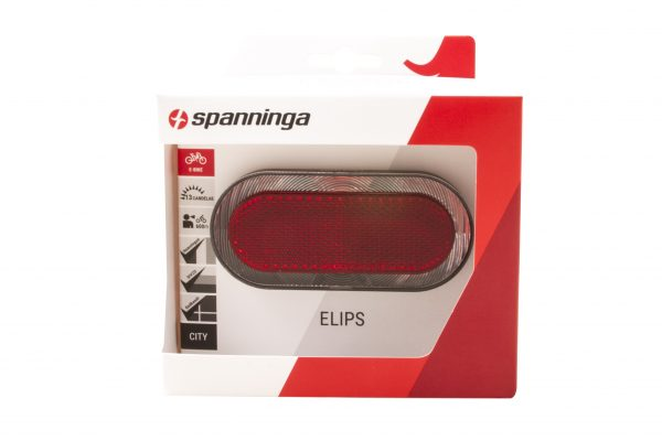 Elips Xe rearlight package front