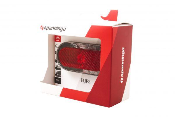 Elips XE rearlight package side