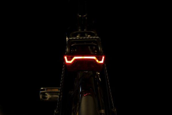 Flexio rearlight on carrier