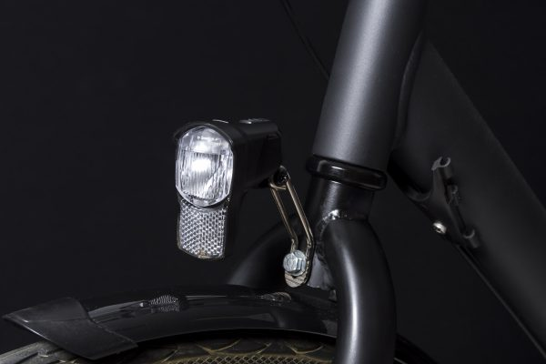 Illico 2 headlamp on front fork