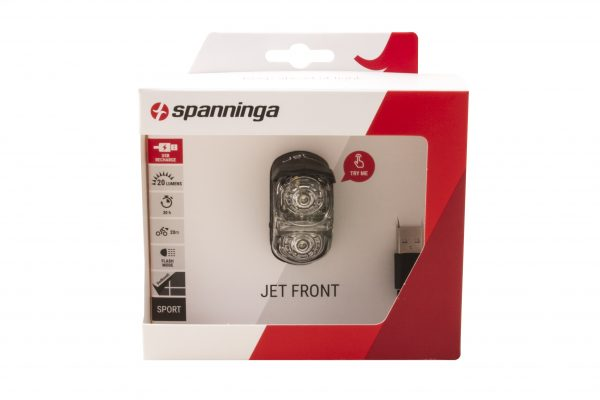 Jet Front headlamp package front