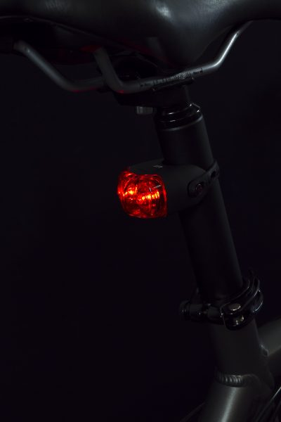 Jet Rear rearlight on seat post