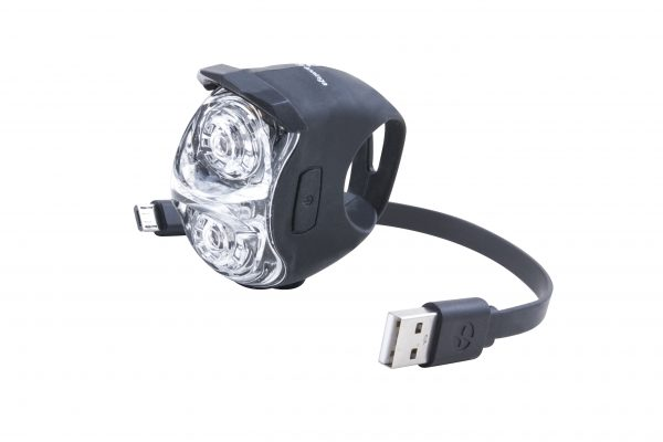Jet Front headlamp with Usb cable