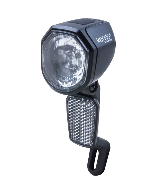 Kendo+ headlamp bulk image black