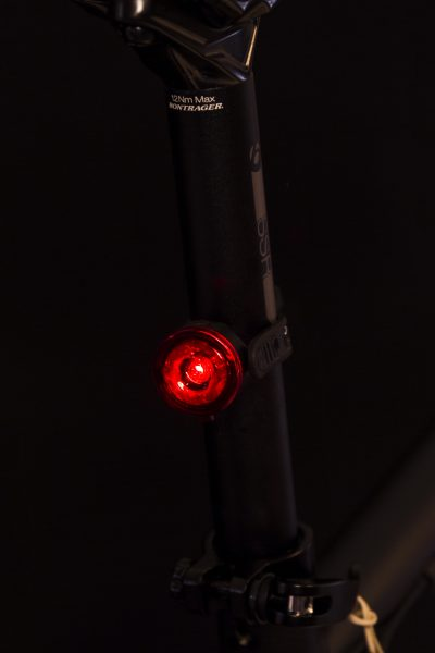 Dot Rear rearlight on seat post