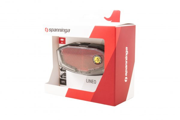 Lineo Xe rearlight package side