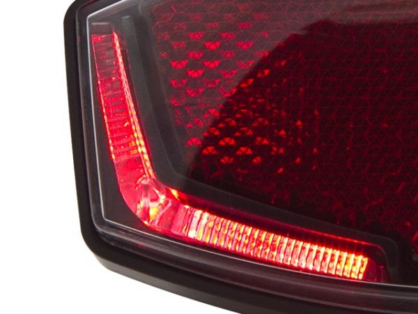 Lineo rearlight detail