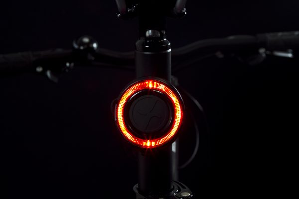 O rearlight on seat post