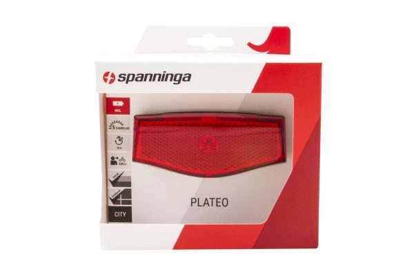 Plateo rearlight package front