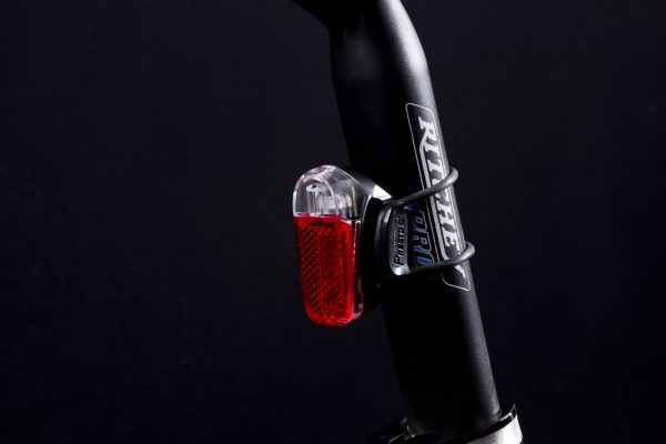 Presto 2 rearlight on seat post