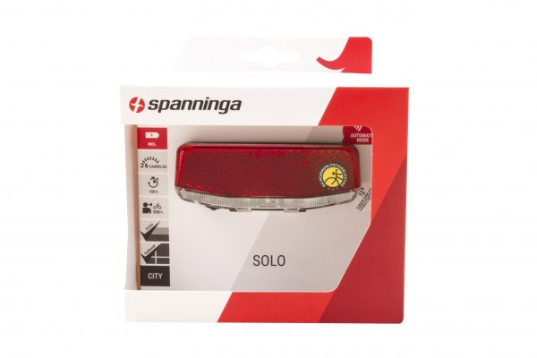 Solo Xba rearlight package front