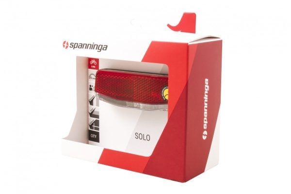 Solo XE rearlight package side