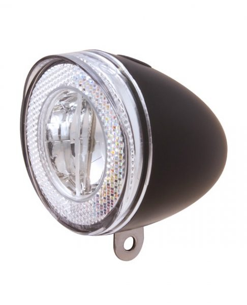 Swingo XB black headlamp bulk