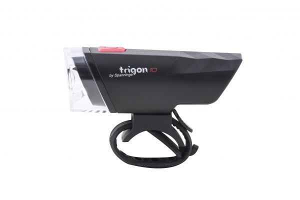 Trigon 10 headlamp side