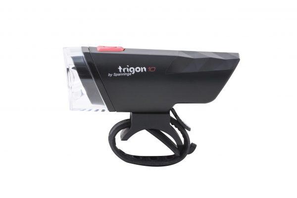 Trigon 10 headlamp side