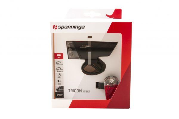 Trigon 10 Set package front