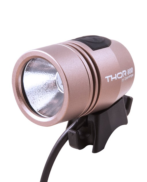 Thor 800 headlamp bulk