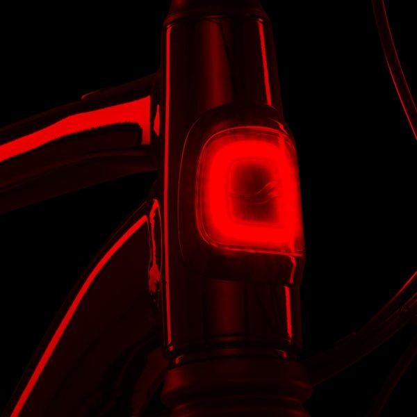 Giant stemlight daylight red