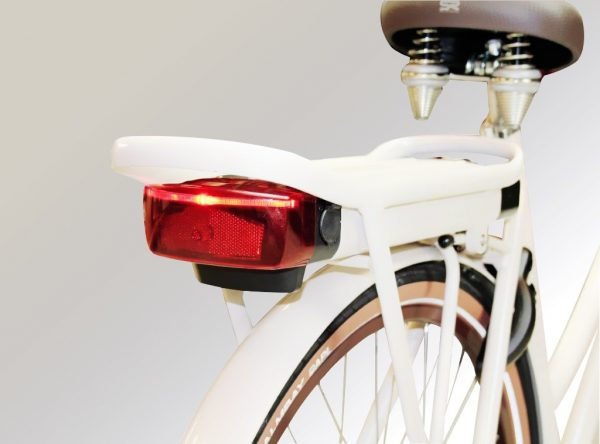 Cortina integrated e-bike rearlight