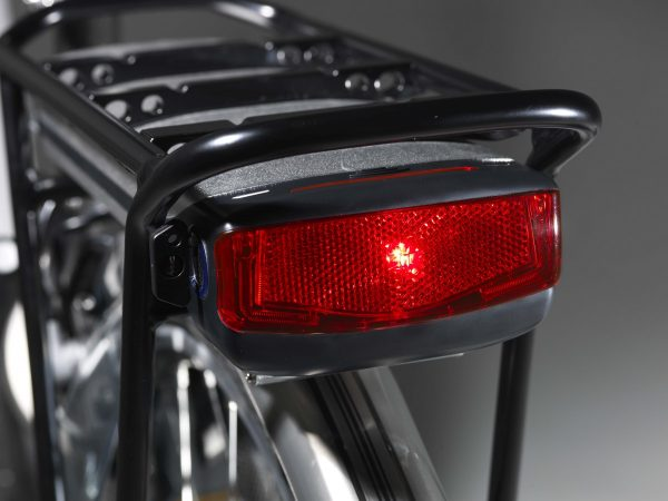 Multicycle integrated e-bike rearlight