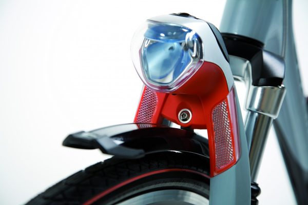 Gazelle PowerEye integrated headlamp