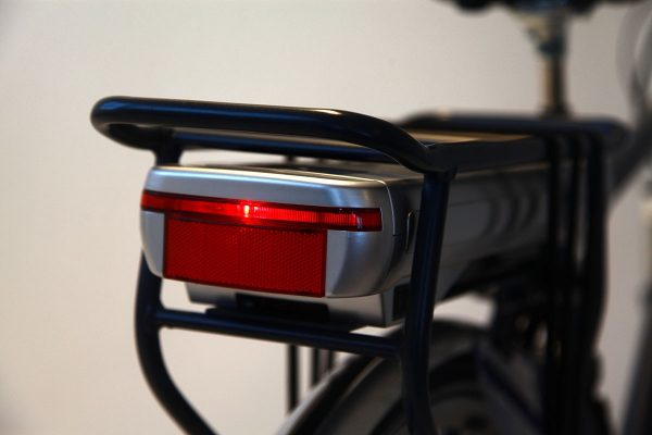 Phylion integrated e-bike rearlight