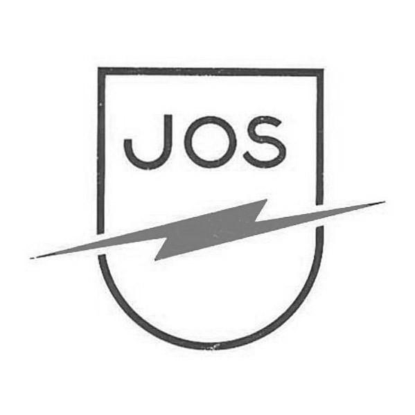1970 Jos logo black