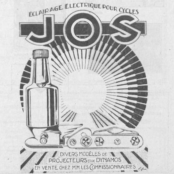 1935 old Jos advert