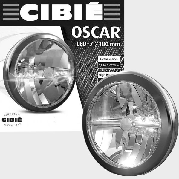 1984 Cibie headlamps