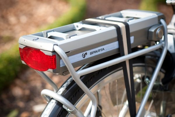 Sparta AIR integrated e-bike rearlight