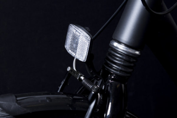 Rw 16 front reflector on fork