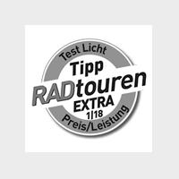 Logo Radtouren Preis-Leistung grey