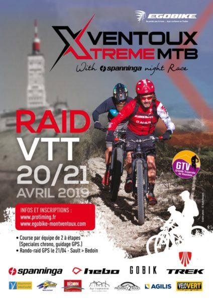 Spanninga Fahrradbeleuchtung Spanninga und Egobike team: Gemeinsam auf dem Ventoux Xtreme MTB raid Non classé