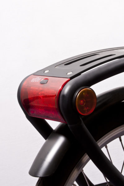 Solex integrated rearlight
