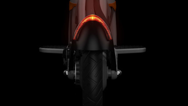OneMile integrated rearlight