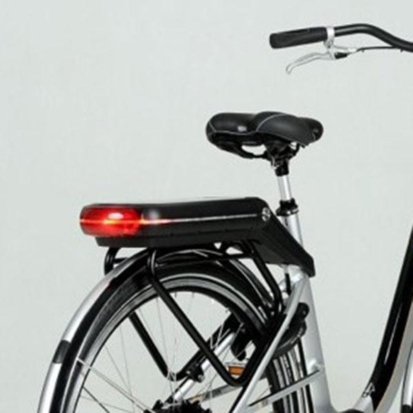 EBD integrated e-bike rearlightEBD integrated e-bike rearlight
