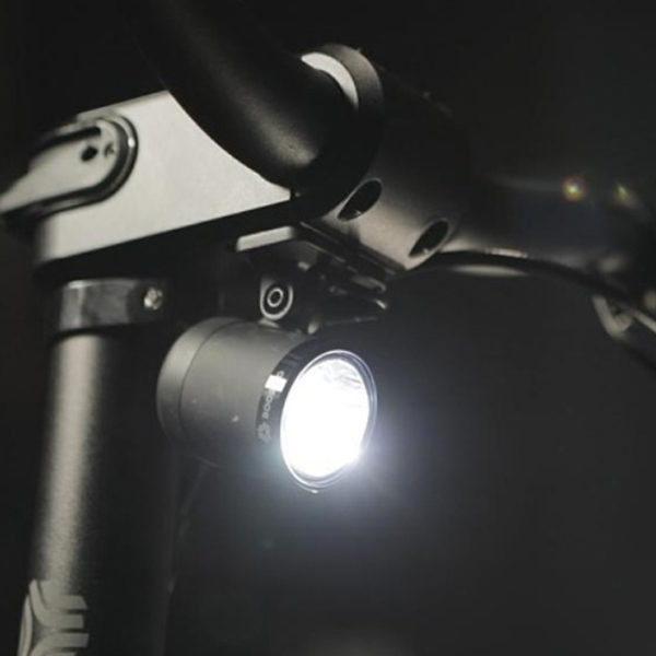 Boosted e-scooter headlamp