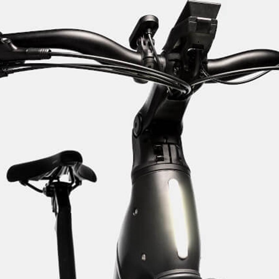Spanninga Bicycle Lights SPANNINGA brings light to the new CANNONDALE Mavaro Neo Non classé