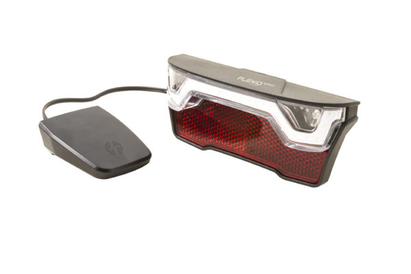 Flexio Speed rearlight with License Plate Light image
