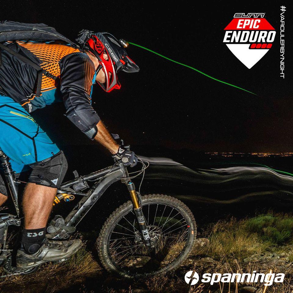 Spanninga Bicycle Lights SUNN EPIC ENDURO 2020 Non classé