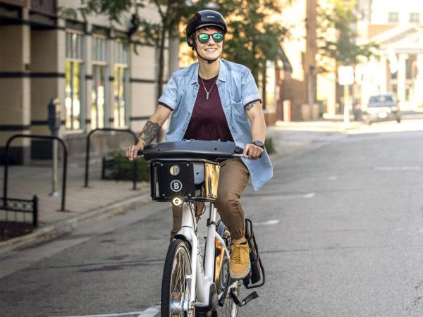 Trek Bcycle integrated e-bike headlamp