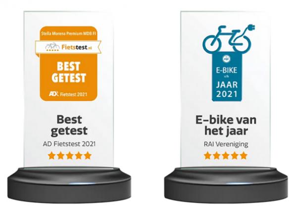 Awards for Stella Morena e-bike 2021